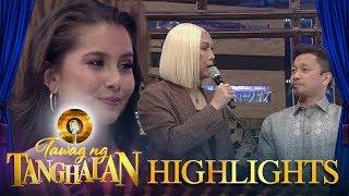 Vice Ganda introduces Jhong Hilario to a Binibining Pilipinas 2019 candidate | Tawag ng Tanghalan