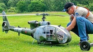Top 10 BIGGEST RC HELICOPTER Models That Are Totally Awesome