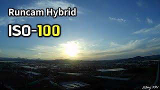 "(2.7K) FPV FreeStyle; SUNSET ISO-100 TEST w/t Runcam Hybrid Cam | FPV 드론 프리스타일(3"" 씨네후프) | JJang FPV"