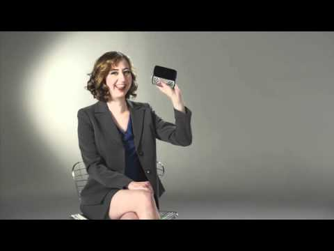 Best Feature Of The Xperia Play Is Kristen Schaal Acting Ridiculous