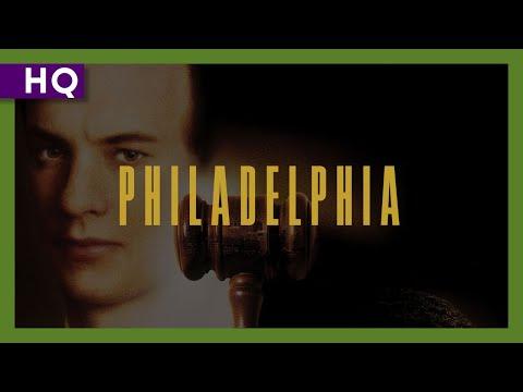 Video trailer för Philadelphia (1993) Trailer