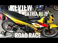 Review Suzuki Satria FU FI roadrace