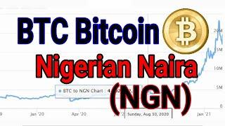 So konvertieren Sie Bitcoin in Naira-Konto