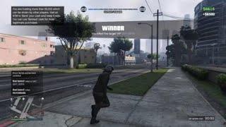 Grand Theft Auto V : Quickest ViP Search