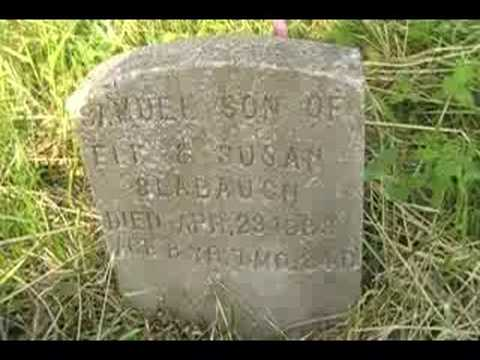 My Amish Brother's Grave