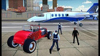 ► Real Gangster Car Transport Game (Mizo Studio Inc) Android Gameplay