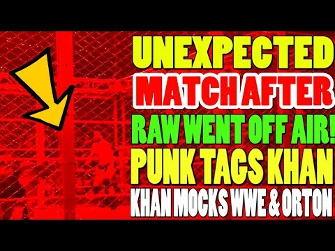 WHAT HAPPENED AFTER RAW WENT OFF AIR! TONY KHAN CALLS OUT RANDY ORTON! WRESTLING NEWS!