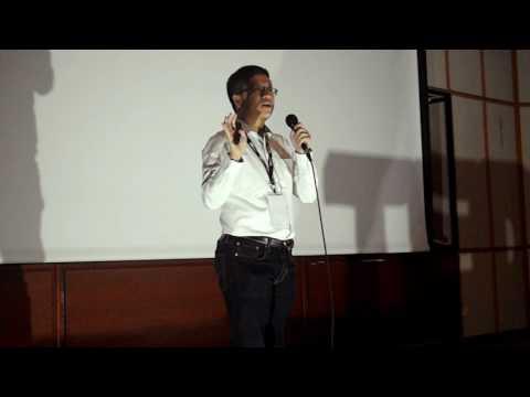 It's all a process! | Calvin Woo | TEDxUUM