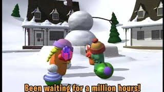 veggietales i cant believe its christmas - Believe Christmas Song