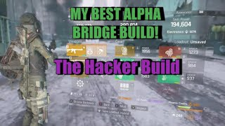 Best Talents For Alpha Bridge Build