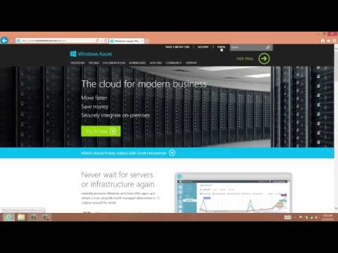 Microsoft Azure Overview