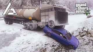 GTA 5 Roleplay - ARP - #122 - Disaster on the Highway..
