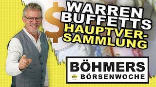 Die 3 wichtigsten Erkenntnisse von Warren Buffetts Hauptversammlung