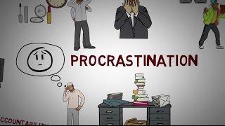Procrastination | How To Stop Procrastinating