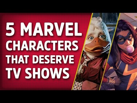 5 Marvel Characters That Deserve TV Shows