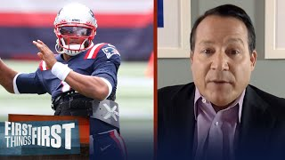Patriots absolutely made the right decision with Cam Newton — Mangini   NFL   FIRST THINGS FIRST