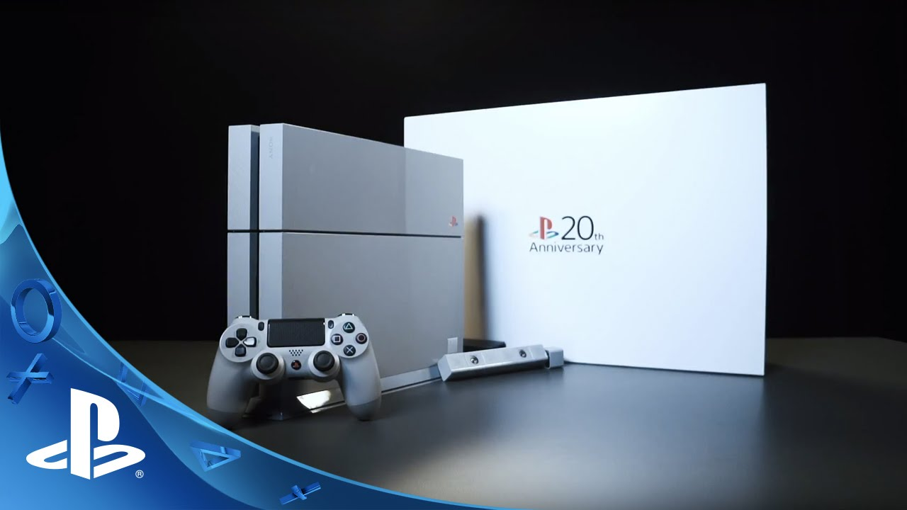PS Heroes: Win a 20th Anniversary Edition PlayStation 4