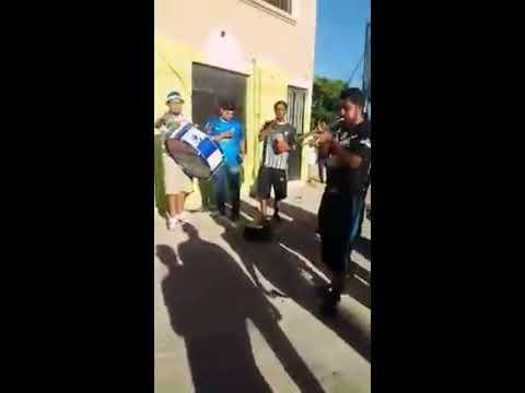 """""""Yo de bebé"""" Barra: La Demencia • Club: Celaya"""