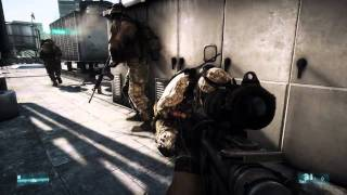 "Battlefield 3 - Full Length ""Fault Line"" Gameplay Trailer"