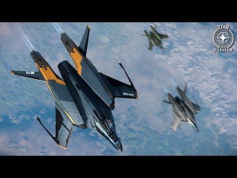 Star Citizen : Aperçu du vaisseau