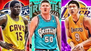 Who Is The Worst Player In NBA History?