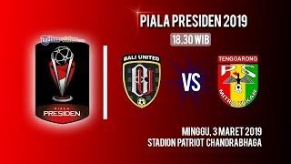 Sedang Berlangsung! Live Streaming Piala Presiden 2019, Bali United Vs Mitra Kukar