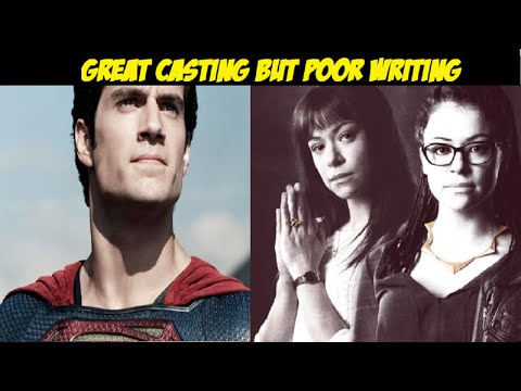 Henry Cavil And Tatiana Maslany – Good Casting But Poor Writing