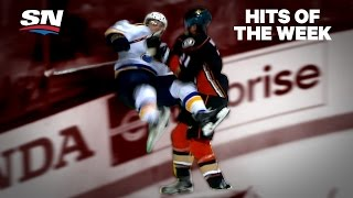Hits of the Week: Beware centre ice
