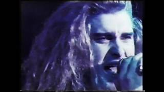Dream Theater - Afterlife and Pull Me Under Live in Bielefeld, Germany 1993 (with interview)