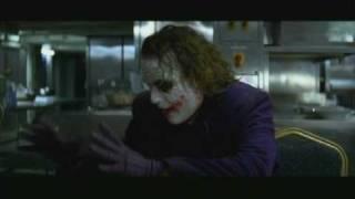 Joker lässt Bleistift verschwinden