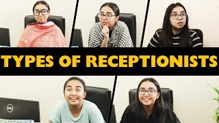 Types of Receptionists | MostlySane
