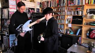 The xx - Tiny Desk Concert
