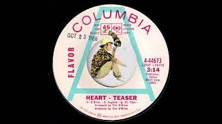Flavor - Heart-Teaser [Columbia] 1968 Psychedelic Rock 45