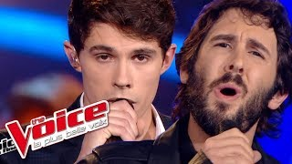 The Voice 2015│Lilian Renaud & Josh Groban - Over the Rainbow (Judy Garland)│Finale