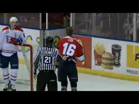Riley McKay vs Zachary Cox