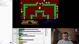 2019-05-01 Gauntlet Amstrad CPC Full Playthrough Part 15 (Last one !)