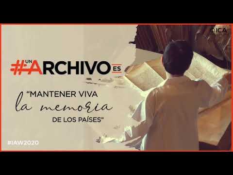 Día Internacional de los Archivos 2020