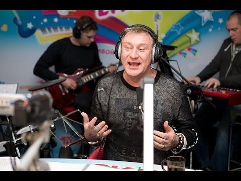 Сергей Пенкин - Дождь Осенний (LIVE @ Авторадио)