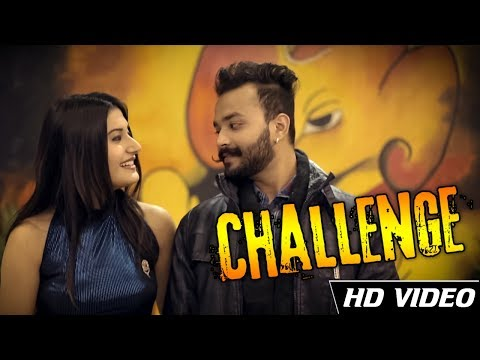 Challenge | New Punjabi Song | Inder | Latest Punjabi Song 2019 | Yellow Music