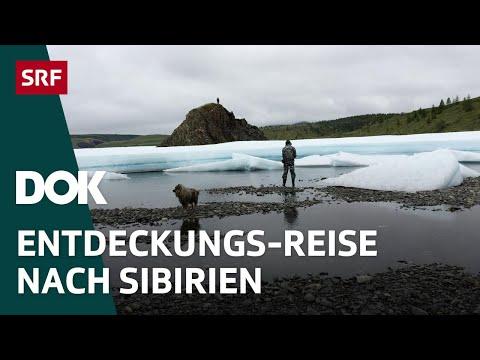 Sibirien Total   Ein Russland-Greenhorn unterwegs mit Korrespondent Christof Franzen   SRF DOK