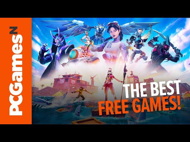The Best Free Pc Games Pcgamesn