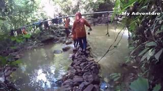 preview picture of video 'Air Terjun Desa Perjiwa Tenggarong Seberang.'