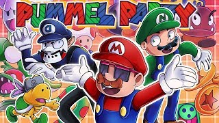 This is what Mario Party should've been...