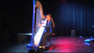 Dream On- Aerosmith- Electric Harp