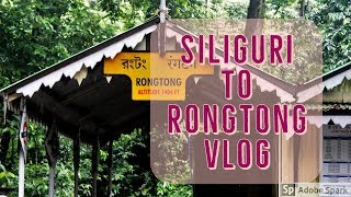 preview picture of video 'Siliguri to Rongtong shot trip with Nature views ||Toy train'
