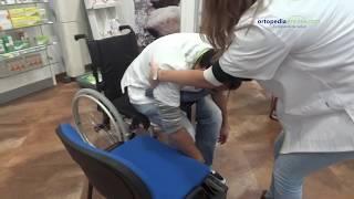 Sistema de transferencia silla a silla Akuakalda 👌