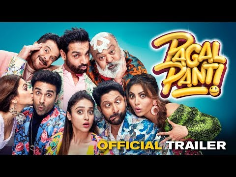 Pagalpanti - Movie Trailer Image