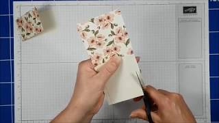 How To Create A Simple Gift Card Holder