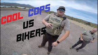 The COOLEST COPS of 2019 - Bikes VS Cops