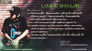 Tena - Love is Singular (Lyric & Chord By Cambodian Music Chord)